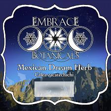 Buy 8 oz Mexican Dream Herb (Calea Zacatechichi)