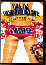 Buy Van Wilder - Freshman Year DVD 2009 - Very Good