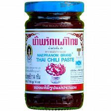 Buy Mae Pranom Thai Tom Yum Chili Paste for Tom Yum Soup 4 oz