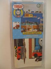 Buy Thomas & Friends Peel & Stick Kids Wall Decal Decorations Removable Reusable 20+