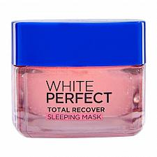 Buy L'Oreal Paris White Perfect Total Recover Sleeping Mask Skin Whitening 50ml