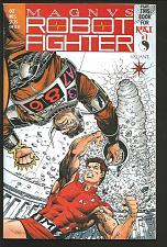 Buy Magnus Robot Fighter #5 /1st RAI w CARDS & COUPON 1991 Pre-Unity Valiant flipcv