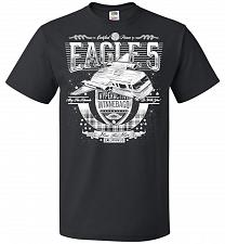 Buy Eagle 5 Hyperactive Winnebago Unisex T-Shirt Pop Culture Graphic Tee (6XL/Black) Humo