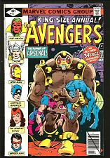 Buy Avengers Annual #9 Marvel Comics 1979 ALL NEW VF- or better Mantlo Newton Great