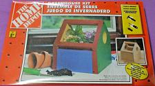 Buy The Home Dept Kids Greenhouse Kit Project Ages 8+ NIB