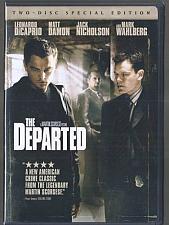 Buy The DEPARTED 151min DVD Vera Farmiga Kristen Dalton Matt Damon Jack Nicholson