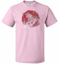 Buy Zillageddon Unisex T-Shirt Pop Culture Graphic Tee (2XL/Classic Pink) Humor Funny Ner