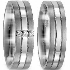 Buy coi Jewelry Titanium Ring - JT1099A(Size:US8)