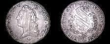 Buy 1772-L French Ecu World Silver Coin - France - Bayonne - Louis XV