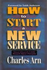 Buy Start a New Service :: Your Church CAN Reach New People :: FREE Shipping