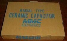 Buy Lots of 2000: 50V 3.9pF Radial Type Ceramic Capacitors :: FREE Shipping