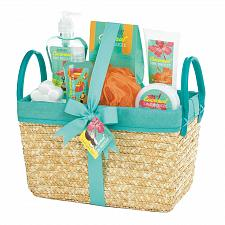 Buy *17910U - Coconut Lime Tropical Spa Basket Set