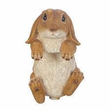 Buy *18098U - Climbing Golden Bunny Buddy Figurine Yard Art
