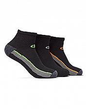Buy 6 Pack Champion Men's Ankle Training Socks #CH202