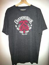 Buy LUCKY BRAND DIAMONDBACK CARD ROOM BLACK T SHIRT MENS LUCKY BRAND XL