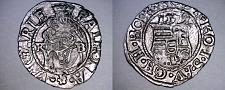 Buy 1579-KB Hungary 1 Denar World Silver Coin - Madonna with Child - Rudolf II