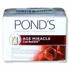 Buy Pond's Age Miracle Cell ReGEN Day Cream SPF 15 for Normal to Dry Skin 25 grams