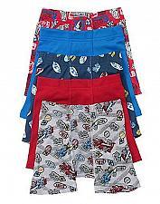 Buy 10 Pr Hanes Toddler Boys' Printed Boxer Briefs w/ Comfort Flex Waistband TB75P5
