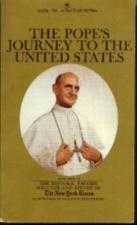 Buy Pair of Books about Pope Paul VI 1965 US Visit :: FREE Shipping