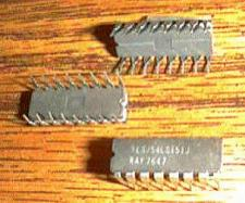 Buy Lot of 15: Raytheon Semiconductor 54LS151J