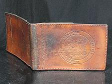 Buy Vintage Department of Corrections Alberta Leather ID Badge Holder Notebook