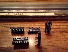 Buy Lot of 100: Bundy DILB18P-108T :: 18 Pin Sockets