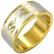 Buy coi Jewelry Tungsten Carbide Dragon Wedding Band Ring