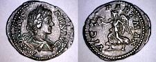 Buy 198-217AD Roman Imperial Caracalla AR Denarius Coin - RIC-144b RSC-658