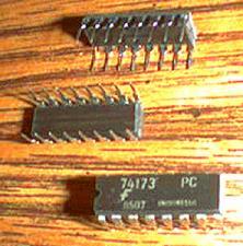 Buy Lot of 29: Fairchild 74173PC