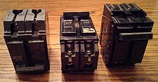 Buy Lot of 3: GE Circuit Breakers :: 2 ea: 50A 2P + 1 ea: 20A 2P :: FREE Shipping