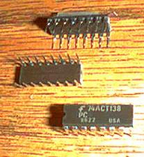 Buy Lot of 25: Fairchild 74ACT138PC