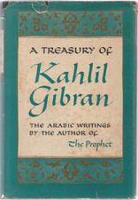 Buy A TREASURY OF KAHLIL GIBRAN :: 1962 HB w/ DJ
