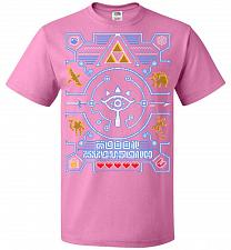 Buy Legend Of Zelda Ugly Sweater Design Adult Unisex T-Shirt Pop Culture Graphic Tee (6XL