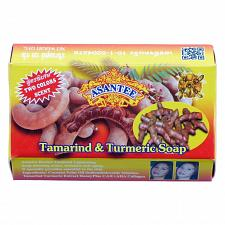 Buy Asantee Tamarind and Turmeric Skin Whitening Facial Soap