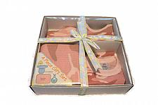 Buy Camo Infant 4 Piece Boxed Gift Set Pink Camo 3 - 6 Month