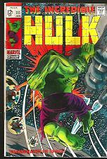 Buy THE INCREDIBLE HULK #111 Marvel Comics Ka-Zar 1968 Trimpe Stan Lee