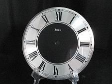 Buy Clock Face Mantle Grandfather Wall Repair Telep Black Nickel Vintage