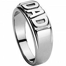 Buy coi Jewelry Tungsten Carbide Daddy Ring-TG770(US14)