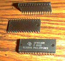 Buy Lot of 13: Texas Instruments CF40102N
