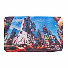 Buy *17396U - Times Square NY City Floor Mat Polyester Polyurethane Memory Foam