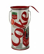 Buy :10728U - Coke Coca-Cola Clear Tin Utensil Holder