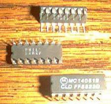 Buy Lot of 20: Motorola MC14051B