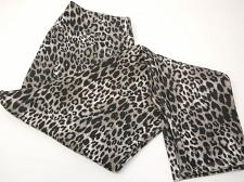 Buy Women Knit Jeggings Animal Print SIZE XL Skinny Legs Inseam 30 Pockets