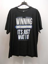 Buy T Shirt Mens BIG TALL SIZE 3XL 2MONKEYS Black Short Sleeve Crew Neck Pullover
