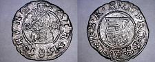 Buy 1585-KB Hungary 1 Denar World Silver Coin - Madonna with Child - Rudolf II