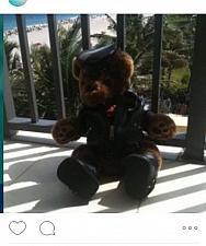 Buy Harley Davidson Bear Stuffed Animal With Jacket Boots Hat