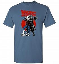 Buy Back To The Darkside Star Wars Back To The Future Mashup Unisex T-Shirt Pop Culture G