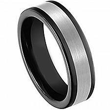 Buy coi Jewelry Titanium Wedding Band Ring