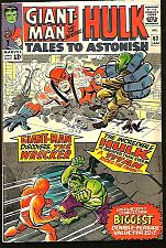 Buy Tales To Astonish #63 Giant Man Hulk Marvel Comics 1964/5 SILVER AGE