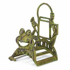Buy *15517U - Smiling Frog Cast Iron Garden Hose Holder